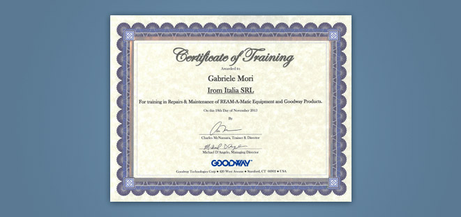 Irom-Slide-Certificati-Goodway-Repairs-2